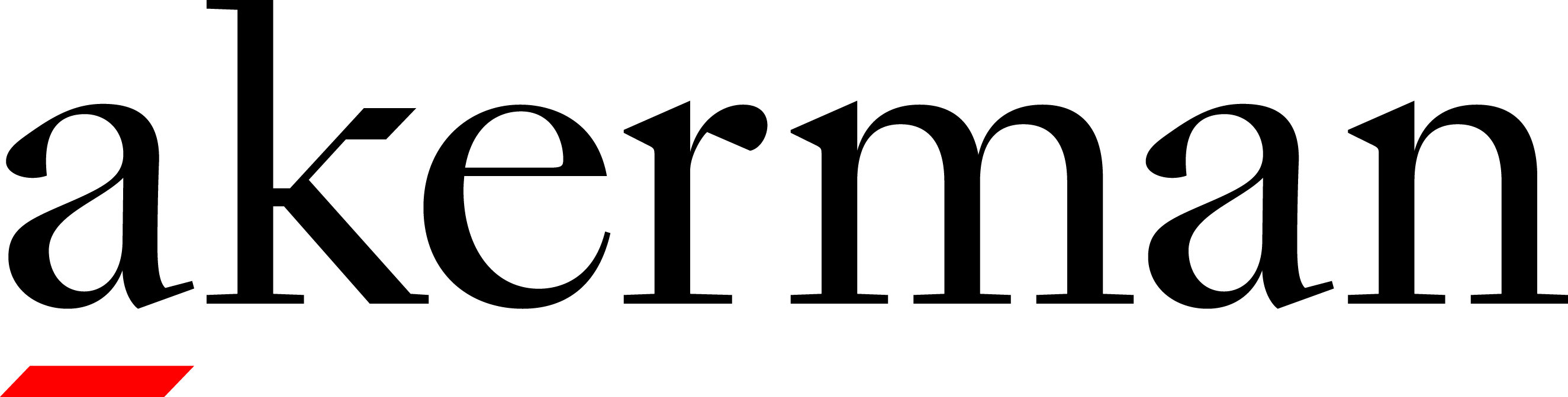 Akerman - New Logo